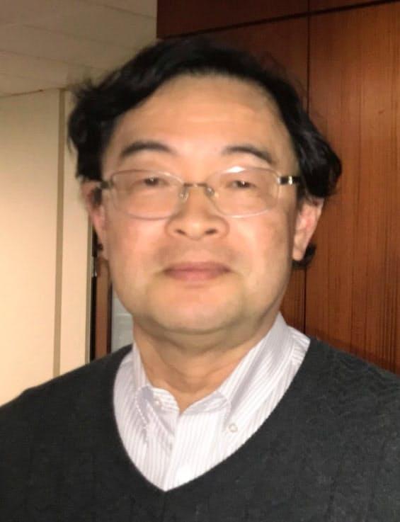 SVICの田中所長