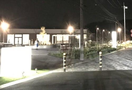 千葉県睦沢町の道の駅は大規模停電時にも明かりがともった