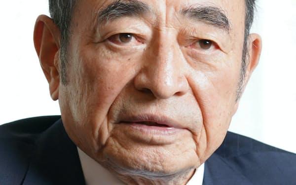 富士フイルムHDの古森重隆会長兼CEO