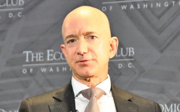 アマゾン従業員らの圧力がベゾス氏の判断に影響を与えた