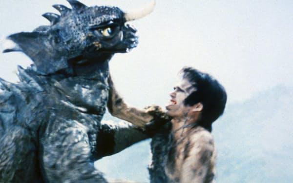 怪獣映画で初の日米合作となった「フランケンシュタイン対地底怪獣(バラゴン)」1965 (C)TOHO CO.,LTD.