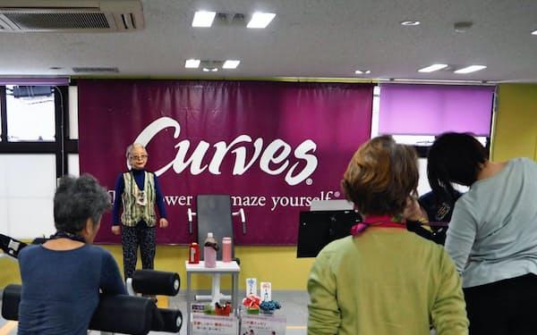 コシダカHDからスピンオフするカーブスHDが手がけるフィットネスクラブ(東京都目黒区のカーブス都立大学)