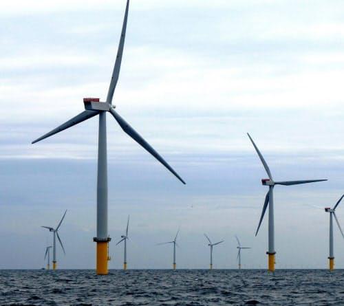 RWEは洋上風力など再生可能エネルギーの発電容量を3年で倍増し、原発19基規模に高める