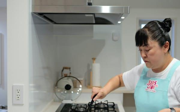 キッズラインは1時間から家事代行依頼が可能。作り置きの需要が伸びている