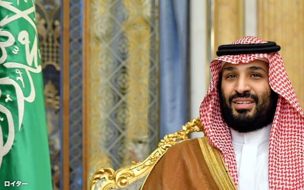 ムハンマド皇太子は石油に頼らない国づくりを掲げる=ロイター