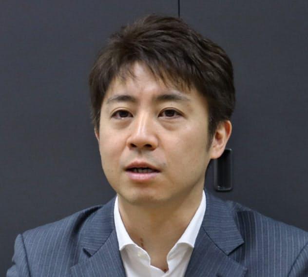 大阪大准教授の安田洋祐氏