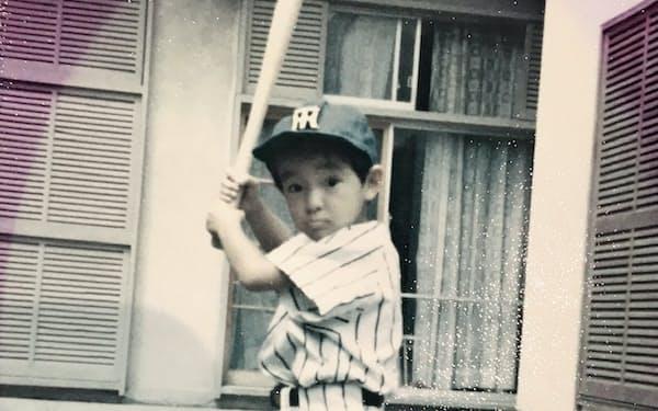 いまでもプロ野球は阪神ファン(小学生の頃)