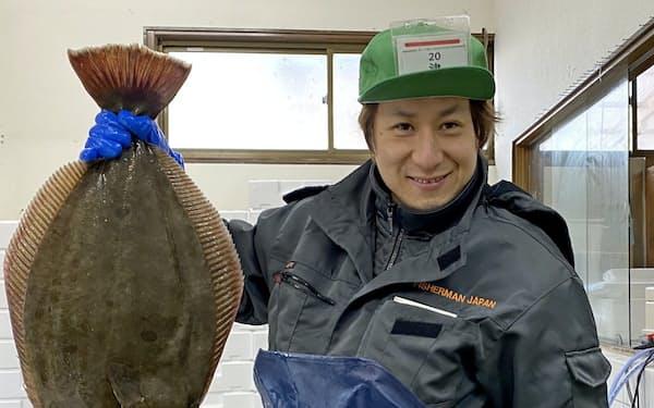 三陸のとれたての魚介類をお値打ち価格で届ける