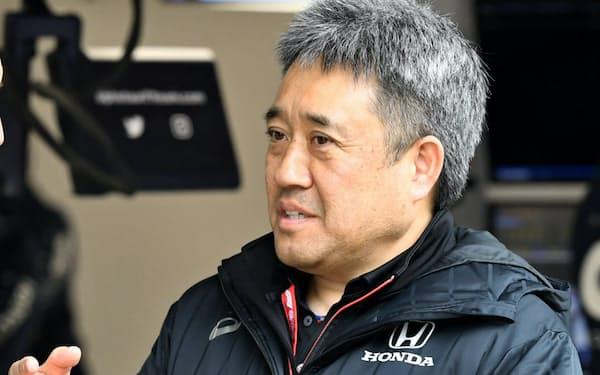 山本氏は「ホームページなど様々なコンテンツでファンを喜ばせたい」と話す