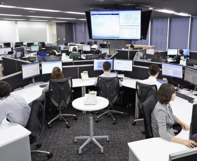 FRONTEOは一般企業に電子鑑識の技術を教えるサービスも実施している(同社のオフィス)