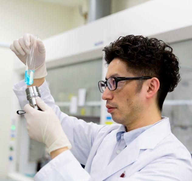 Kyuluxは有機ELなどに使う発光材料を研究する(福岡市)