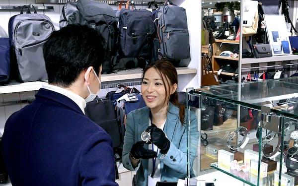 使わない時計などを貸し出せる機会が広がってきた(東京都新宿区の腕時計預かりサービスのカシトケ)