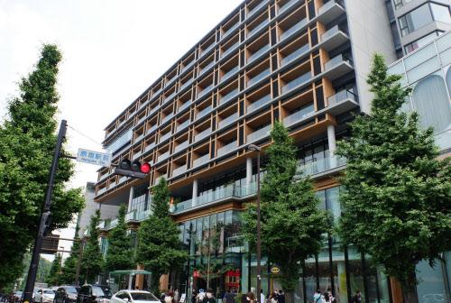 原宿駅前の一等地に開業したウィズ原宿