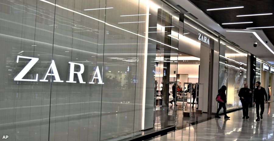 勝ち組ZARA、1200店閉店: 日本経済新聞