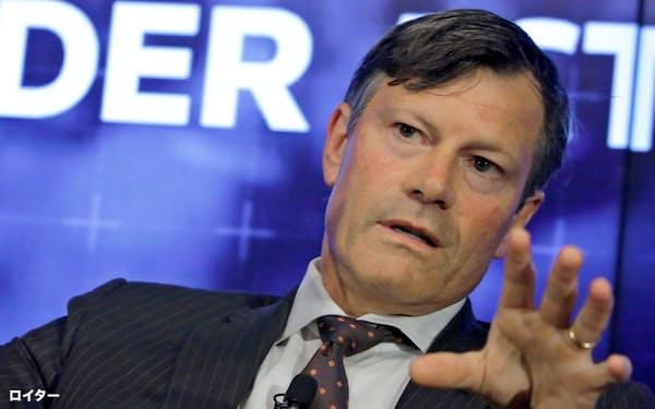 アッベン氏は今後、インパクト投資の分野に集中する=ロイター