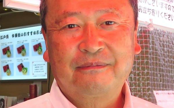 高橋伸昌さん