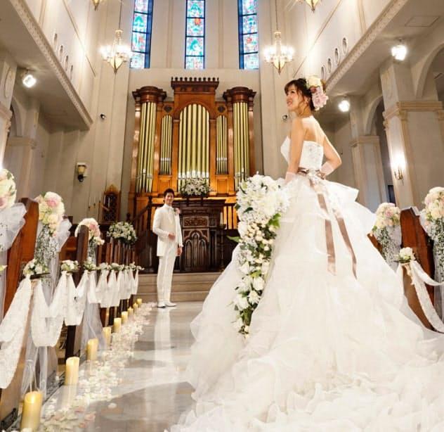 平安レイサービスが運営する結婚式場「コルティーレ茅ケ崎」
