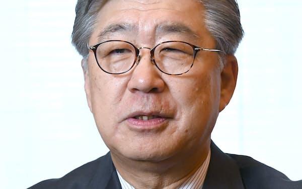大崎電気工業社長 渡辺光康さん