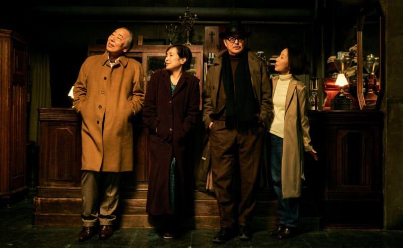 東京・有楽町のTOHOシネマズ 日比谷ほかできょう公開(C)2019「一度も撃ってません」フィルムパートナーズ