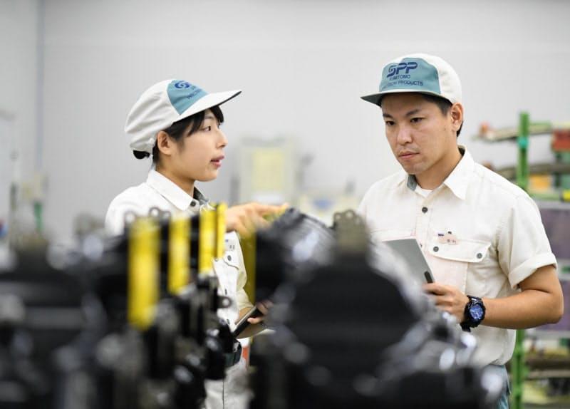 住友精密は航空機向け熱交換器の生産効率化を加速する(兵庫県尼崎市)