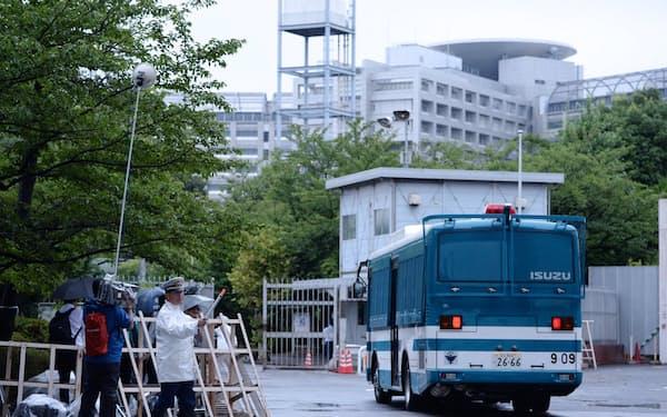 オウム真理教の元代表、松本智津夫死刑囚の刑が執行された東京拘置所