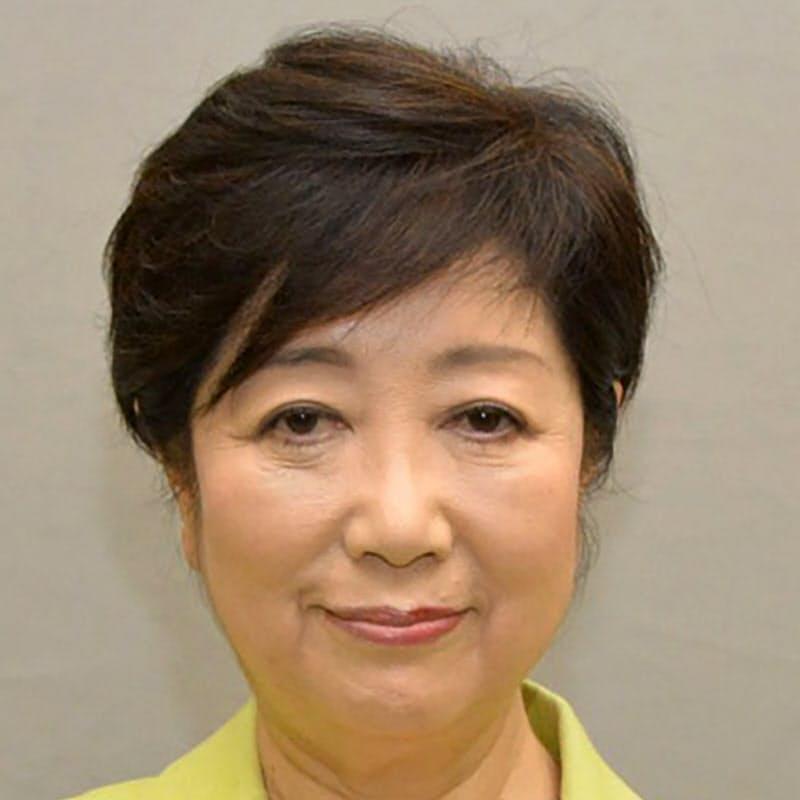 都知事に小池氏再選