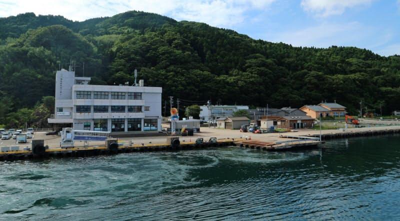 観光客の本格的な受け入れを始めた新潟県の粟島(粟島浦村)