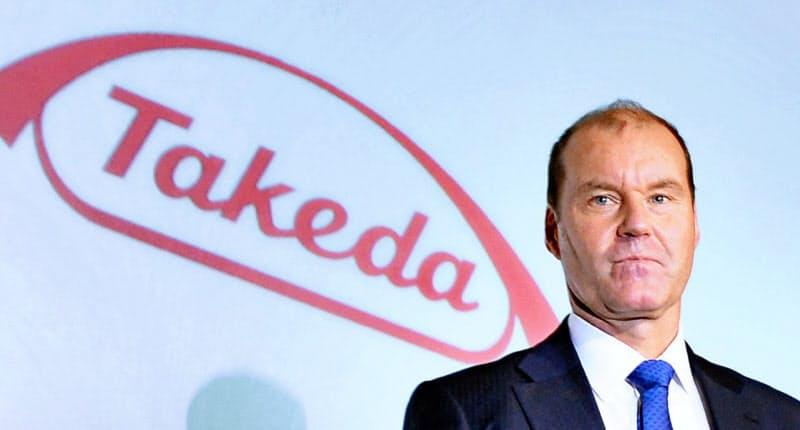 武田のウェバー社長は大衆薬事業をコアビジネスとは考えていなかった