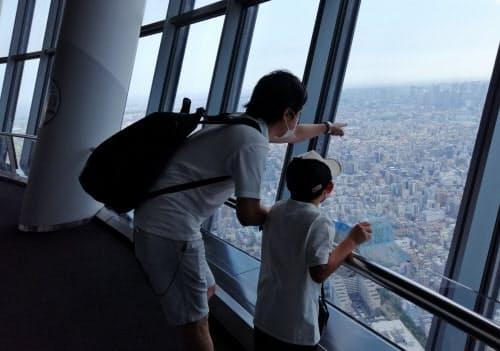 東京スカイツリーは都民の入場料を半額として需要を創出した