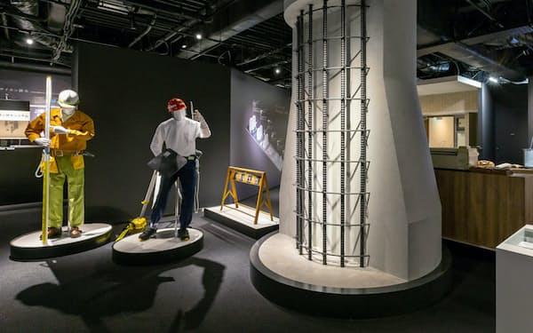 長谷工マンションミュージアム(東京都多摩市)はマンションの歴史や建設技術が詳しく学べる