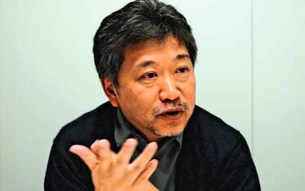 是枝裕和監督は前作「真実」に続き2作連続で外国語映画を演出する