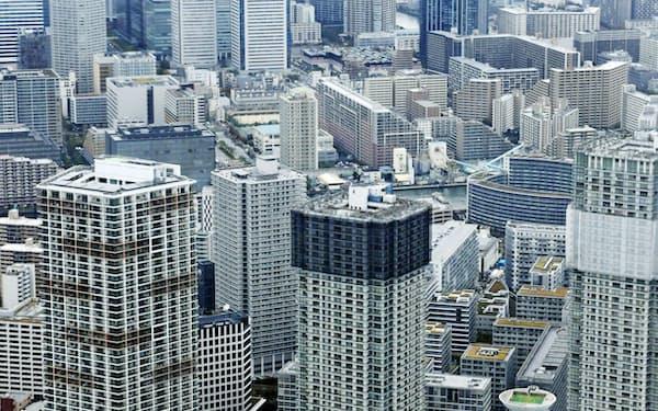 東京23区内のマンションはこの7年で区によって価格差が広がった