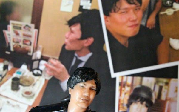 メルタ(東京都千代田区)は写真データやイラストをもとに3Dフィギュアを作ってくれる
