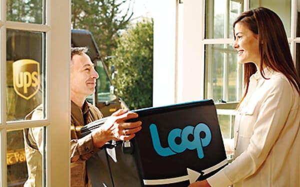 専用ボックスに入った商品を消費し容器を返却するLoopのサービスが日本でも5000世帯限定で始まる予定だ