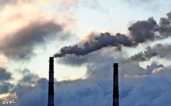 産業界でサステナビリティー重視が当たり前になりつつある(ロシアの発電所)=ロイター