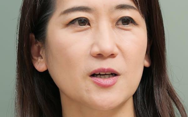 まつかわ・るい 外務省女性参画推進室の初代室長として国際女性会議WAW!の設立に尽力。2016年参院選に自民党から出馬し当選。菅義偉内閣で現職。