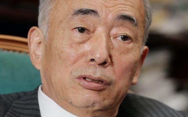 日本国際問題研究所理事長の佐々江賢一郎氏