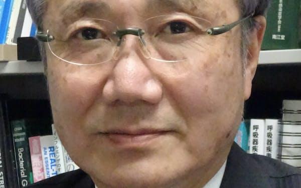 たてだ・かずひろ 長崎大医学部卒、2011年から現職。日本感染症学会理事長。政府の基本的対処方針等諮問委や新型コロナ感染症対策分科会、厚労省助言機関の委員。