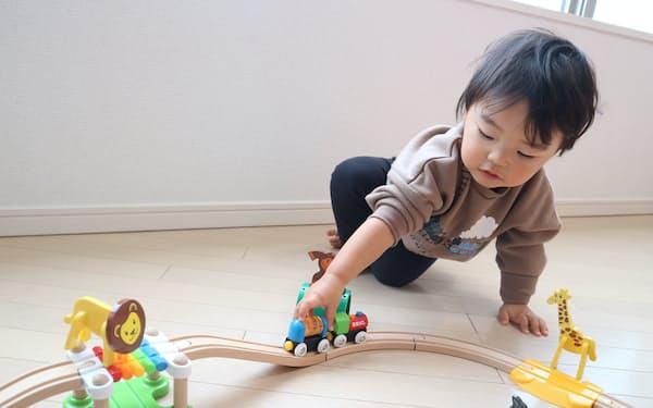 知育おもちゃのサブスクサービスが広がっている