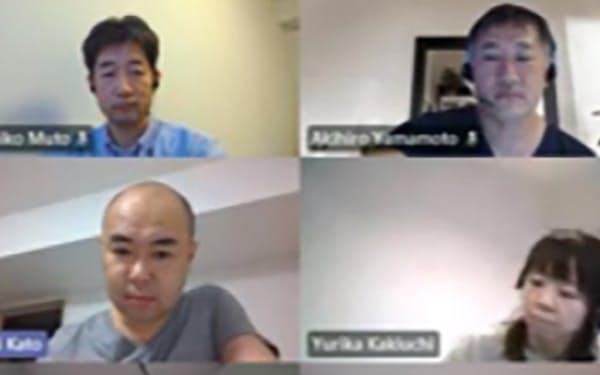 日本マイクロソフトの数学部はオンラインで活動に取り組む