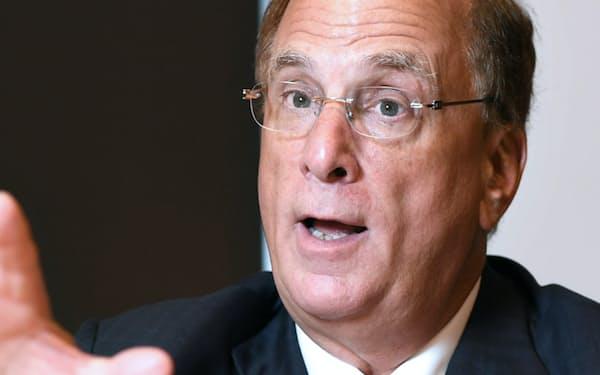 フィンク氏はエネルギー業界に対して、金融業界のような「バッドバンク」の創設を提案した