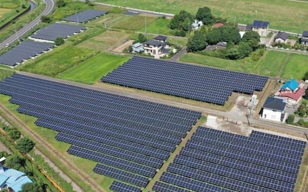 ヒューリックが自社で使う電力向けの太陽光発電所