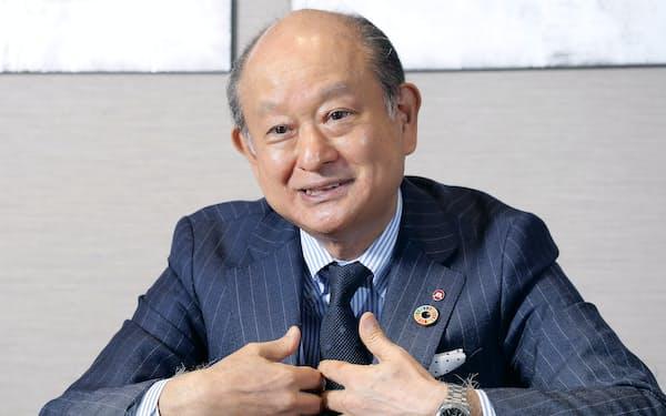 好本社長は「札幌の経験が今の経営にも生きている」と話す