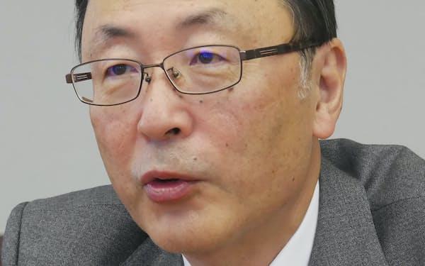 日本精工の内山俊弘社長