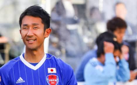 日本代表の主将として東京パラリンピックに臨む(C)JBFA/H.Wanibe
