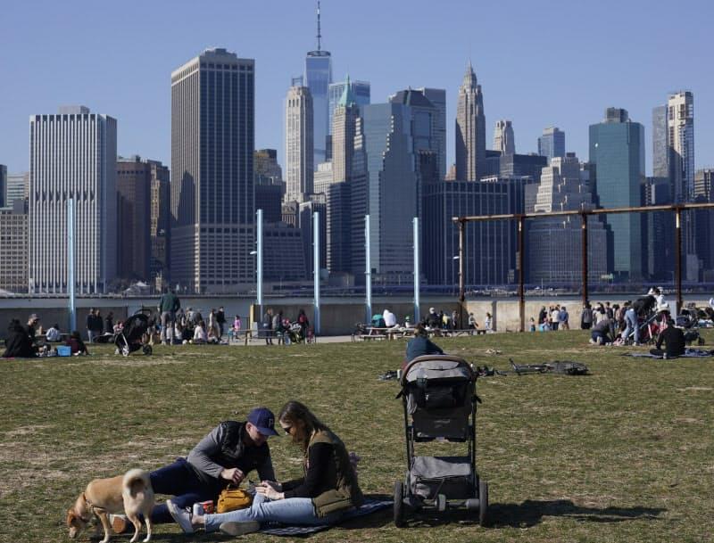 (迫真)変貌 不動産市場1 さよならニューヨーク