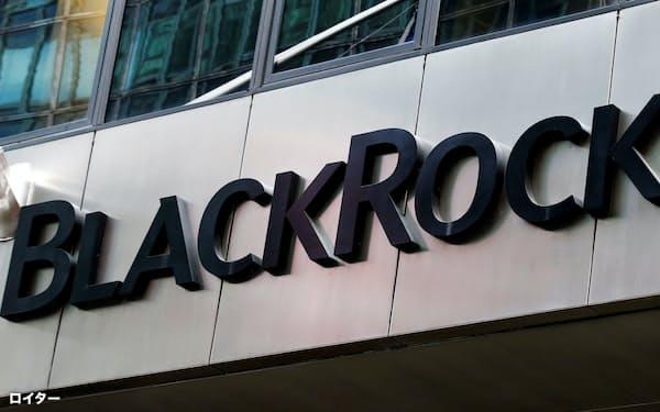 米ブラックロックは、2021年1~3月期に環境や社会に関連した株主提案16件中12件に賛成票を投じた=ロイター