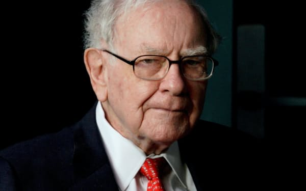 バフェット氏はバイデン米大統領の富裕層増税案に賛否を表明しなかった=ロイター