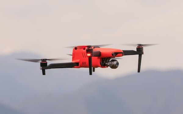深圳市道通智能航空技術のドローン「EVO 2」は8Kカメラを搭載する=同社提供