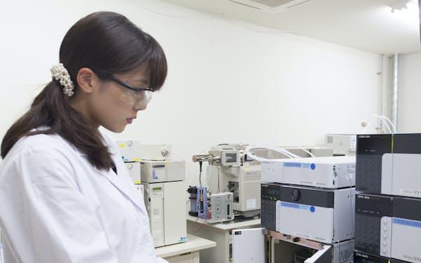 蓄積したアミノ酸の知見をヘルスケア分野に生かす